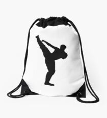 KiCk Drawstring Bag