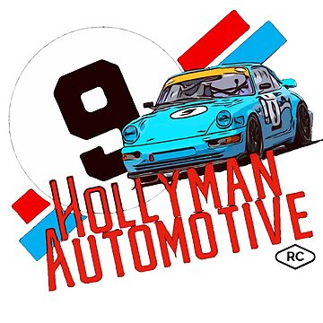 Hollyman Automotive No.9 by robertcharlesde
