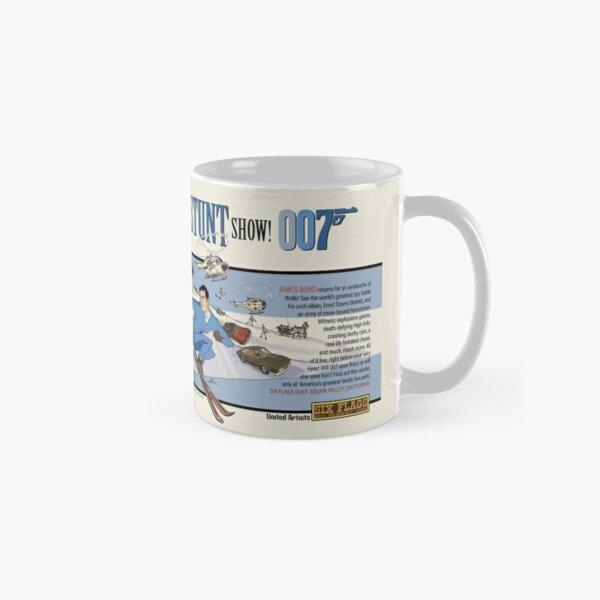 ON HER MAJESTY'S SECRET STUNT SHOW Classic Mug