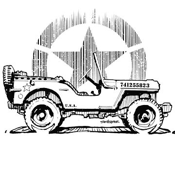Standard Issue Willys - WW2 by robert1117