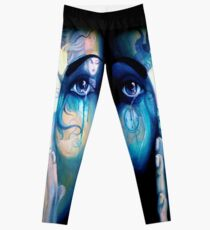 The dreams in which I'm dyin' Leggings