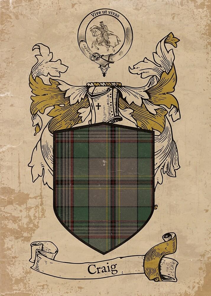 Clan Craig by DNCArt