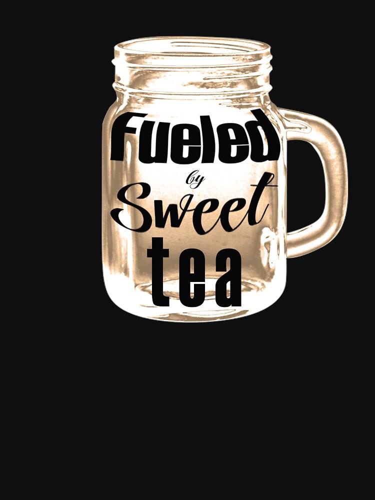 Fueled by Sweet Tea by robinherrick