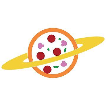 Pizza Planet Uniform by expandable