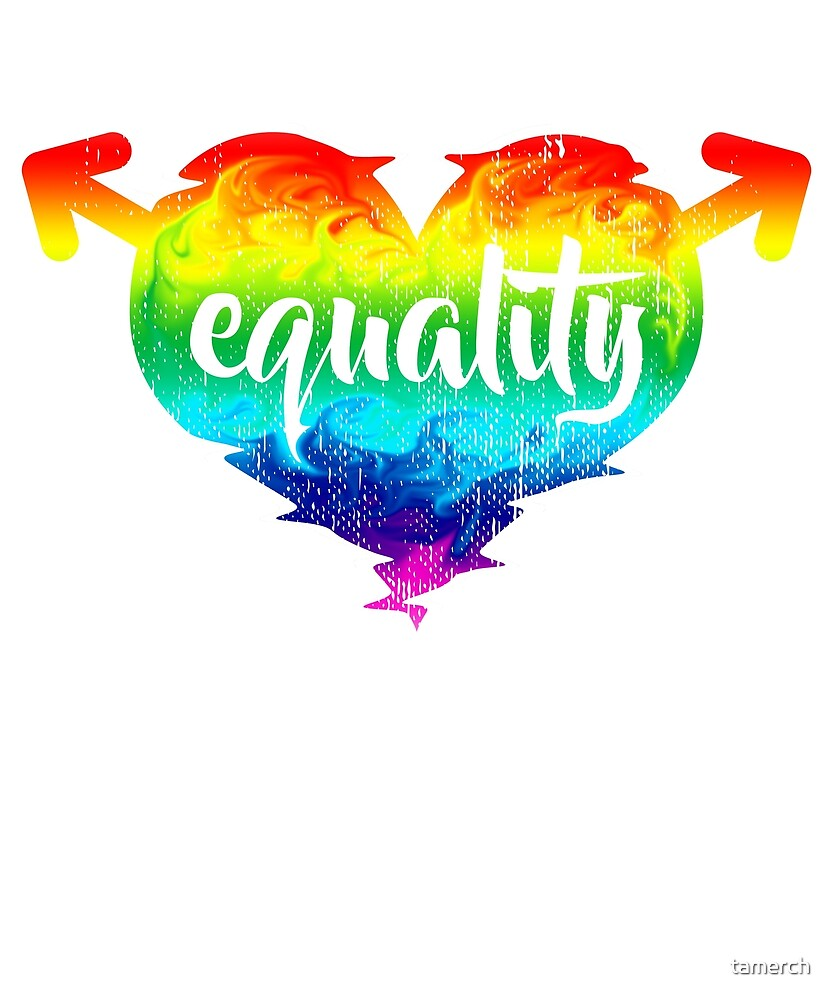 Pride equality by tamerch