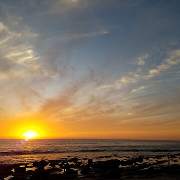 Sunset Laguna Beach by shawphotography