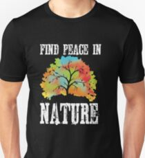 nature save the world save earth protect environment global warming 2 Unisex T-Shirt