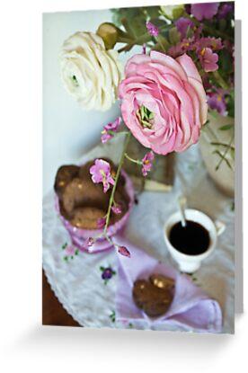 Coffee table by Ilva Beretta