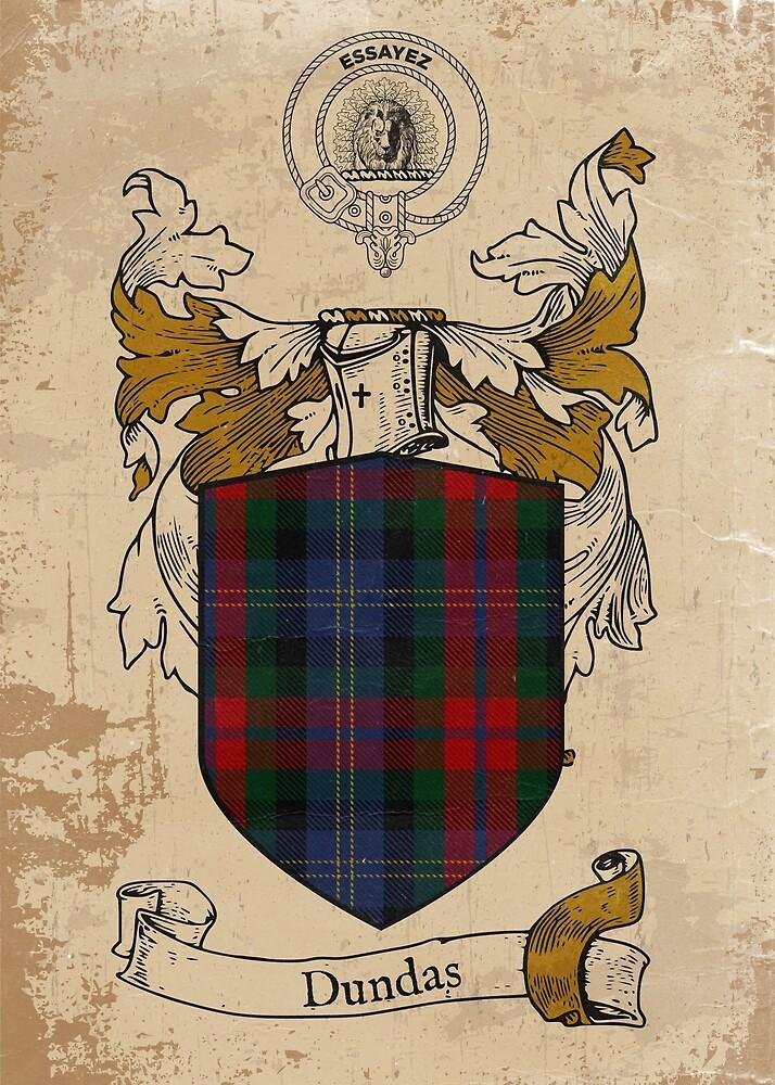 Clan Dundas by DNCArt