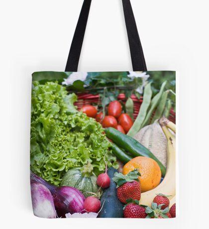 Fruit and vegetable basket Tote Bag