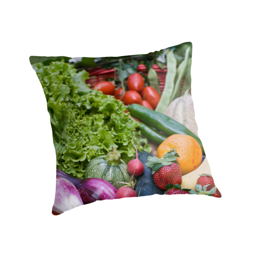 Fruit and vegetable basket by Ilva Beretta