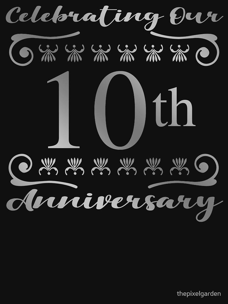 10th Wedding Anniversary by thepixelgarden