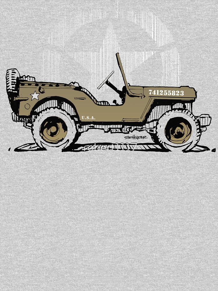 JK Willys Hero - WW2 by robert1117