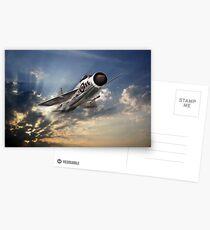 R.A.F. Lightning Postcards
