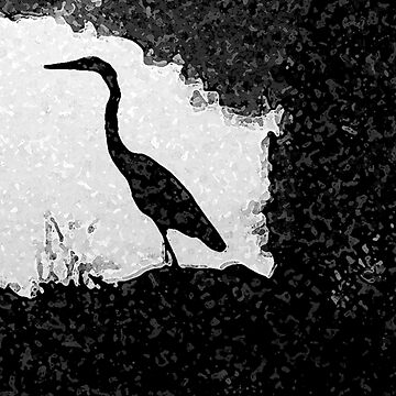Heron by curlybit