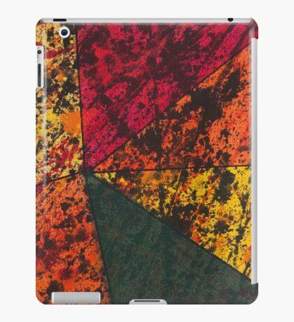 Corner Splatter # 11 iPad Case/Skin