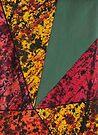 Corner Splatter # 14 by DomaDART