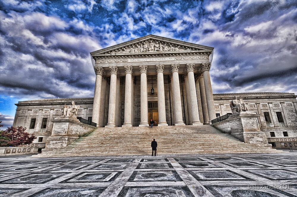The Supreme Court by balexander101
