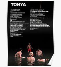 TONYA BROCKHAMPTON Poster
