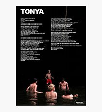 TONYA BROCKHAMPTON Photographic Print