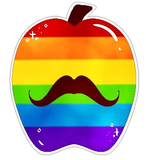 FrenchApples Pride by FrenchApples