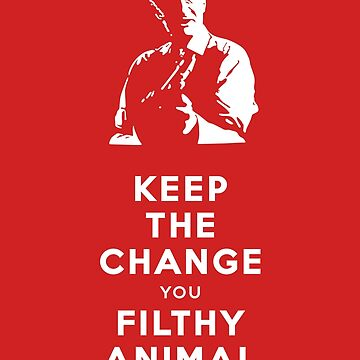 Home Alone - Keep the Change You Filthy Animal by Steven82