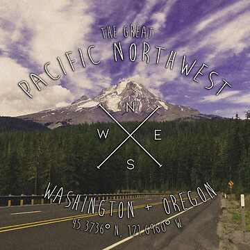 Pacific Northwest by crylenol