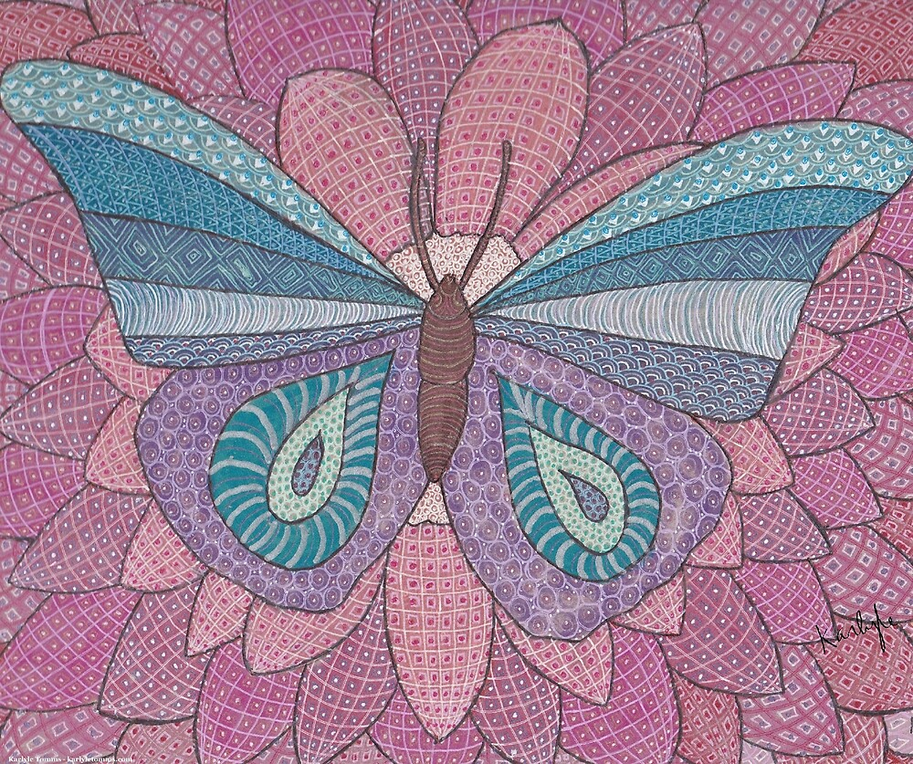 Butterfly Dreams by KarlyleTomms