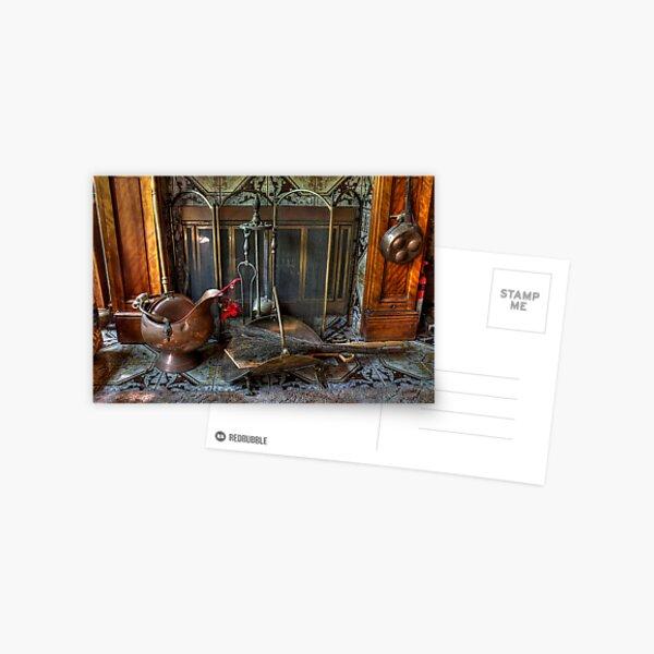 Hearth and Home Postcard