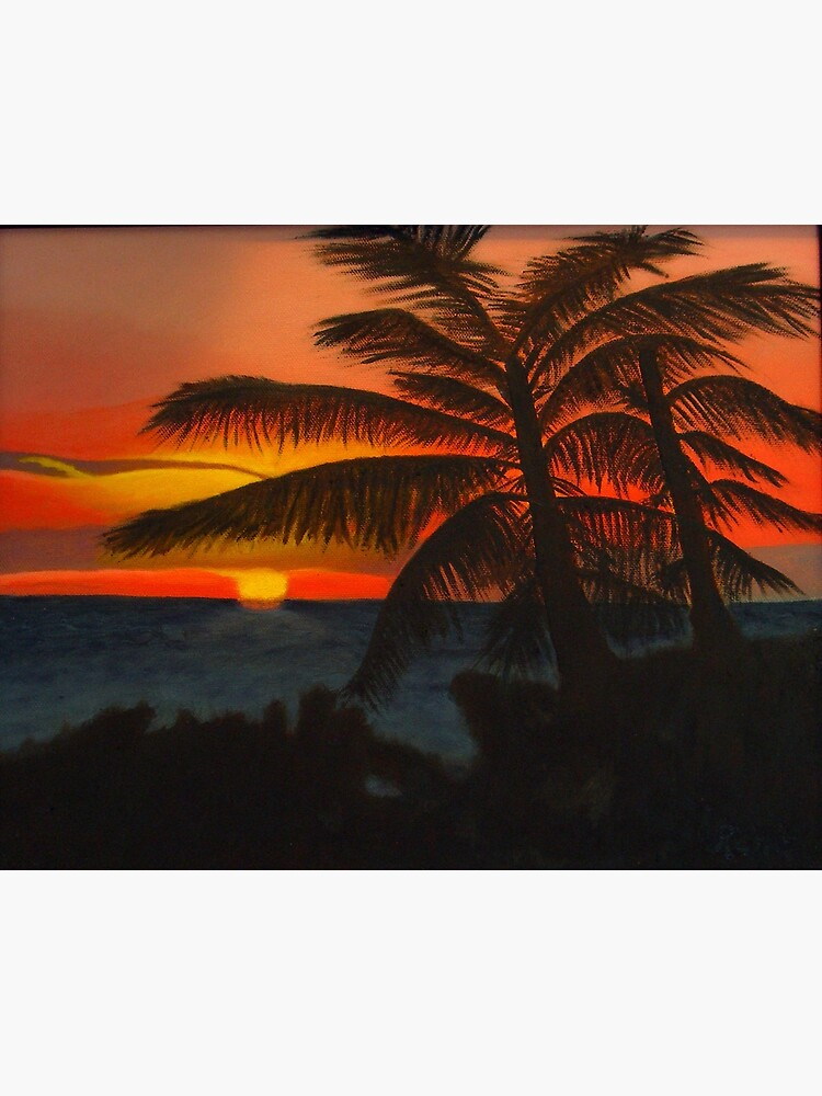 Evening Silhouette by irenebernhardt