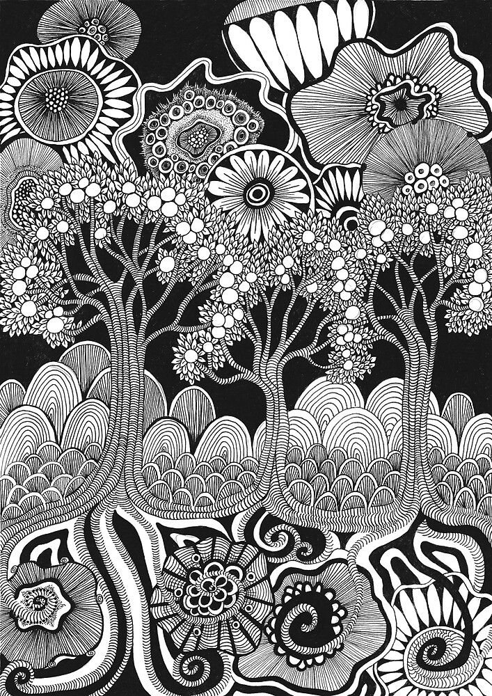 Doodle  by sandrashugart