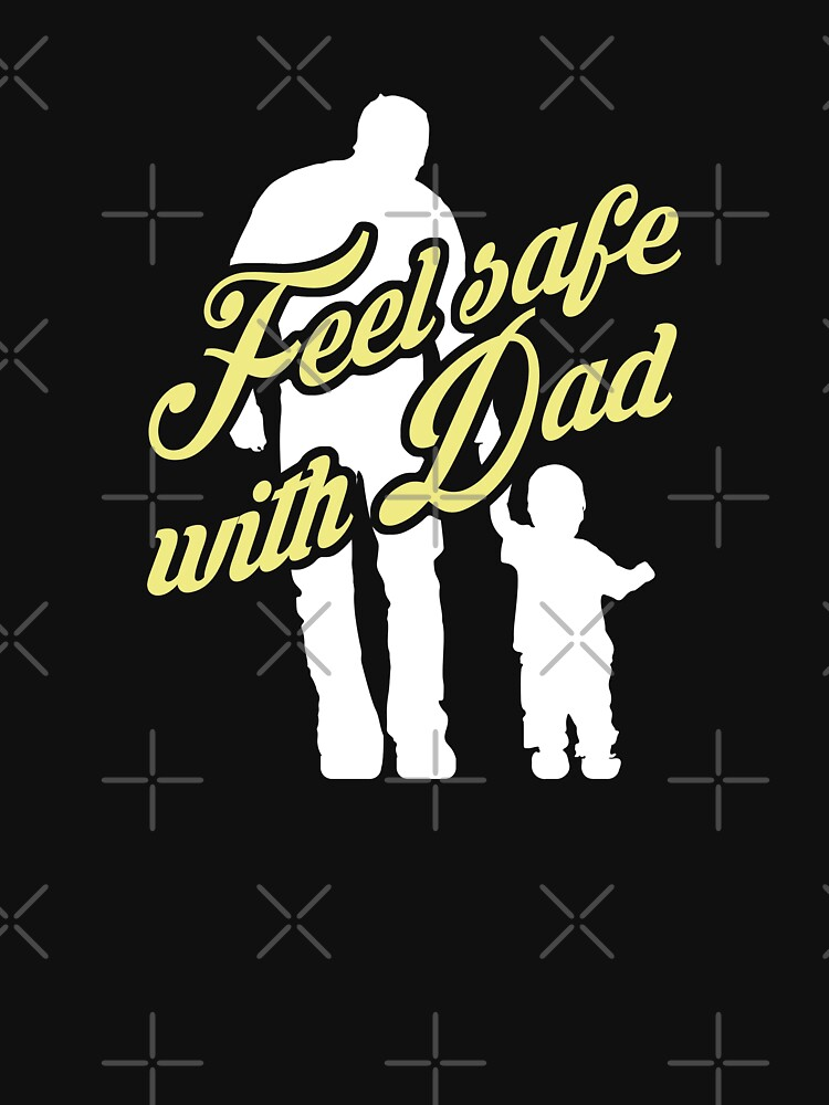 Feel safe with dad by Vectorbrusher
