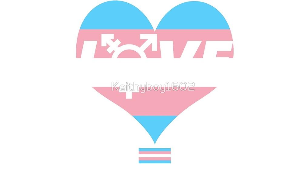 Pride Month - Transgender by Keithyboy1602