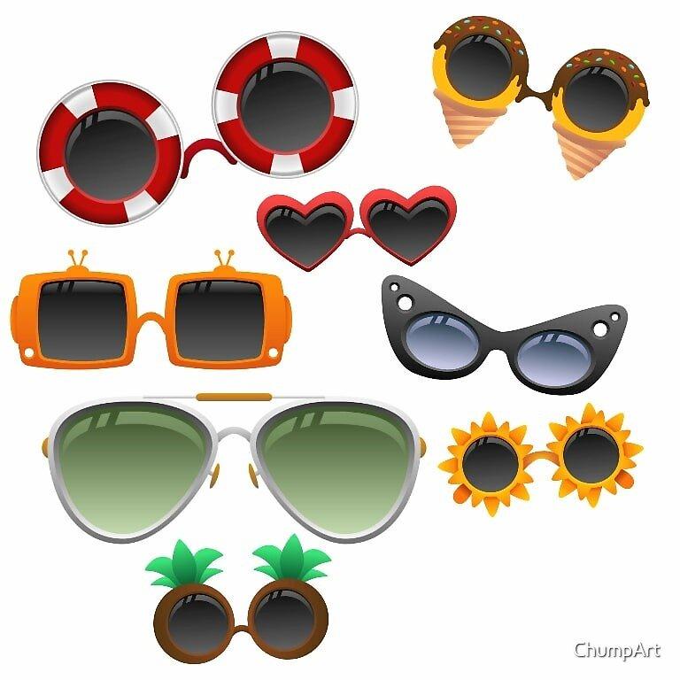 Sunnyglasses  by ChumpArt