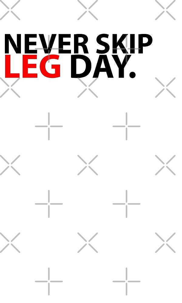 Never skip leg day by dumefro