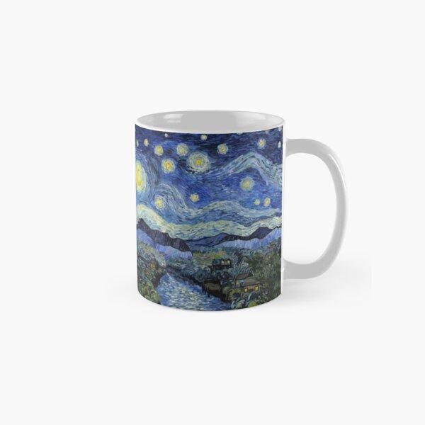 The Starry Night Panorama Classic Mug