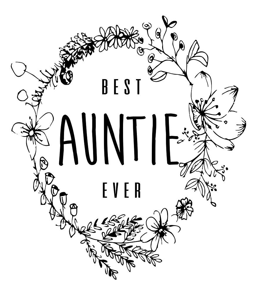 Auntie by alececonello