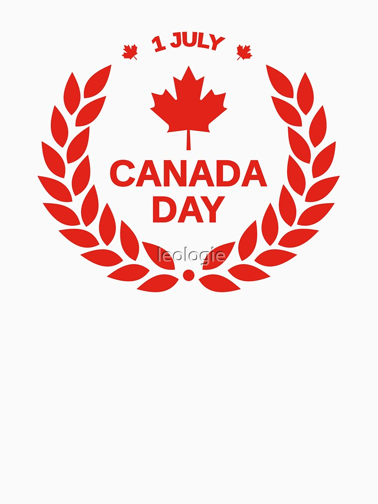 July 1 Canada day by leologie