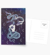 Snake Charmer Postcards