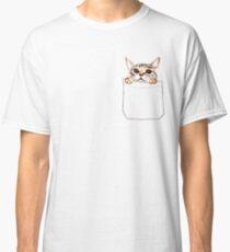 Pocket cat Classic T-Shirt