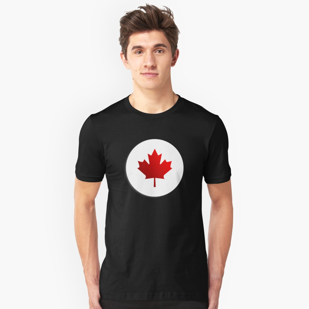 Canada Unisex T-Shirt Front