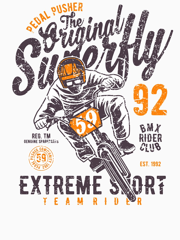 BMX BICYCLE by Super3