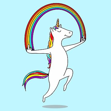 Unicorn Magic by coffeeman