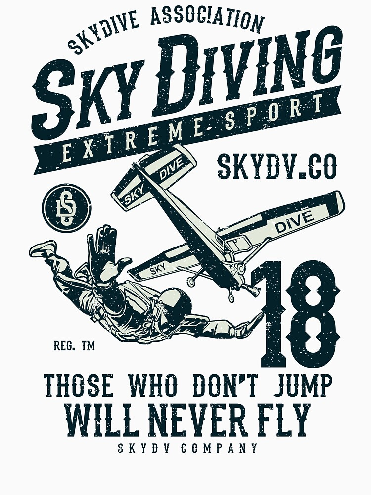 SKY DIVING by Super3
