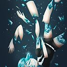 Phos - Land of the Lustrous by MistyHeir