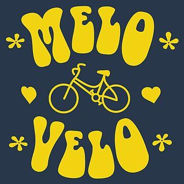 Melo Velo by esskay