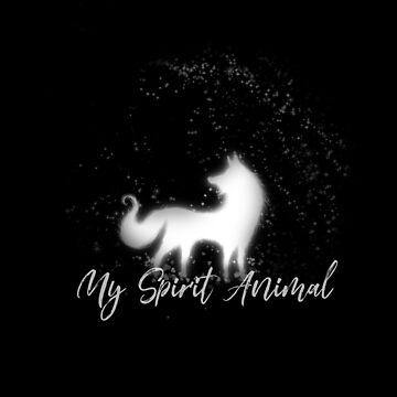 Fox - My Spirit Animal by jitterfly
