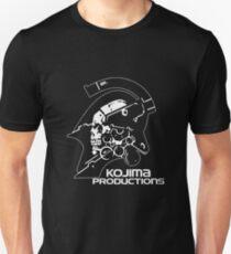 Kojima Productions 2016 New Logo High Reso Print Image Shirt & Pillow Unisex T-Shirt