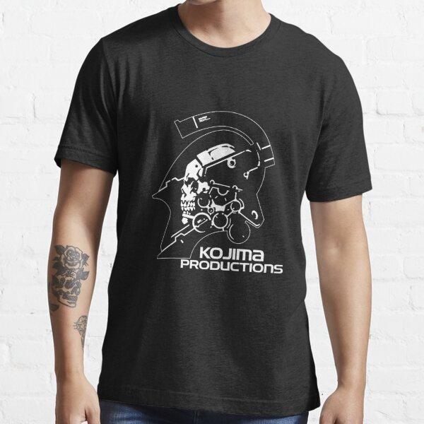 Kojima Productions 2016 New Logo High Reso Print Image Shirt & Pillow Essential T-Shirt
