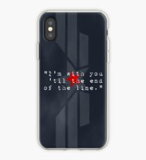 Cap & Bucky  iPhone Case